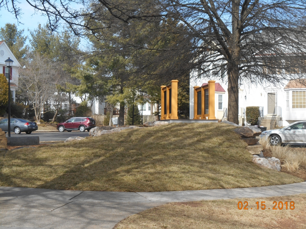 "Balls Bluff Road ""Natural"" Playground"