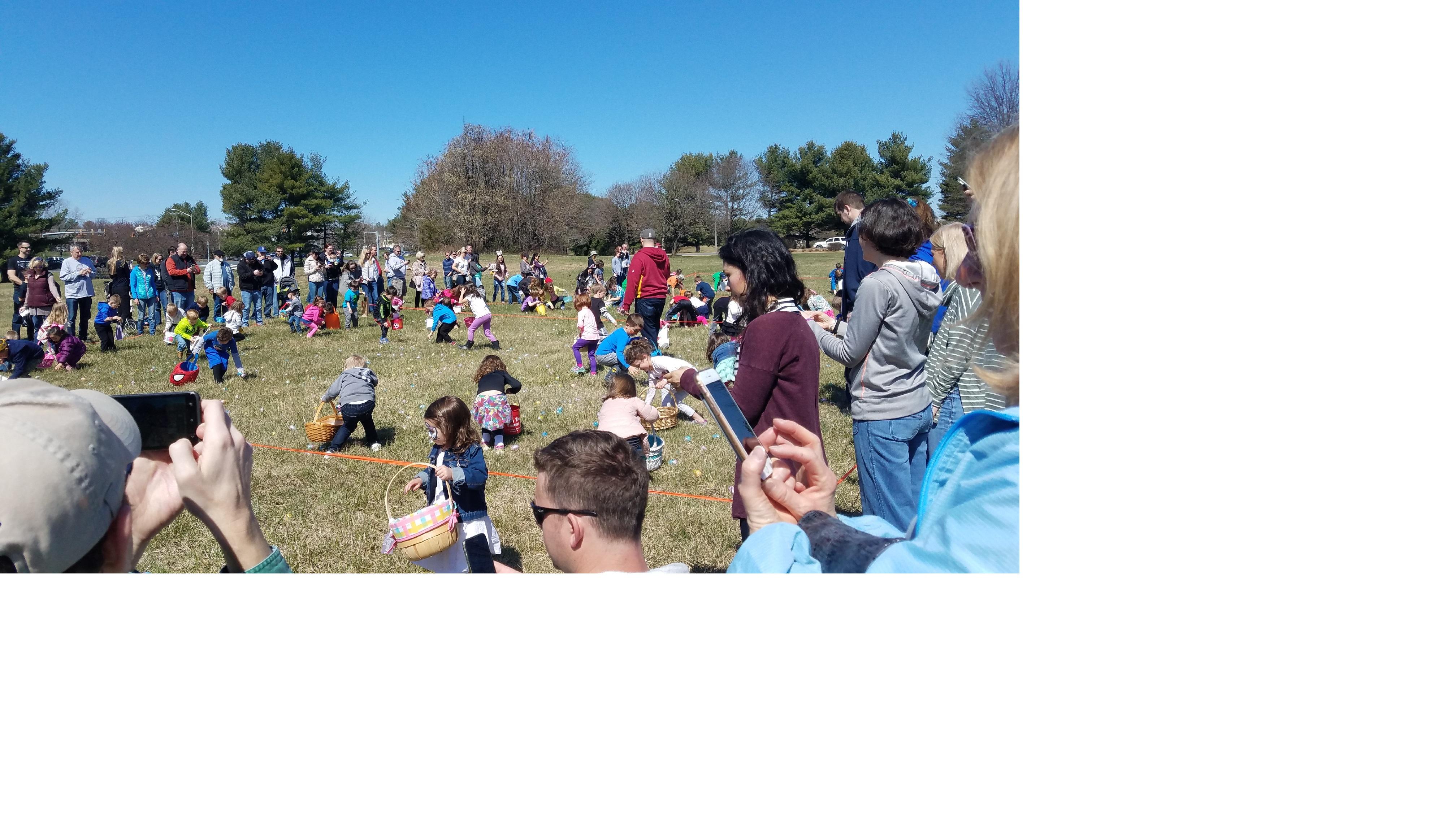 2018 Potomac Crossing Easter Egg Hunt