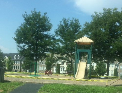Playground Renovation – Near Bluefield Square